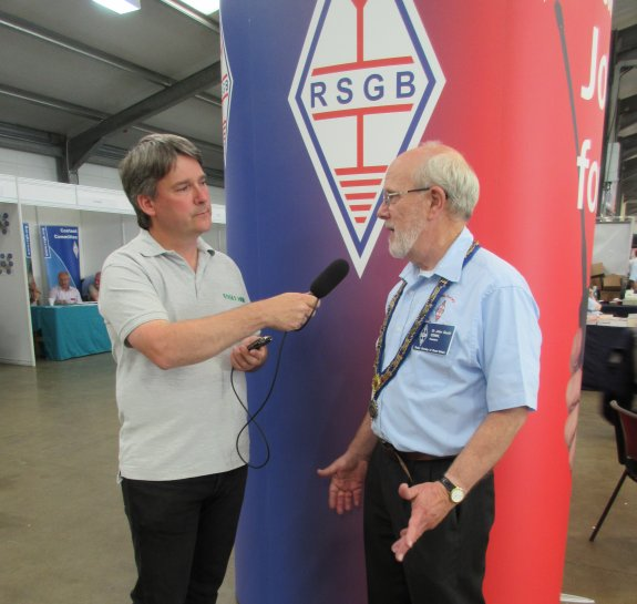 RSGB Survey 2015: Interview with President