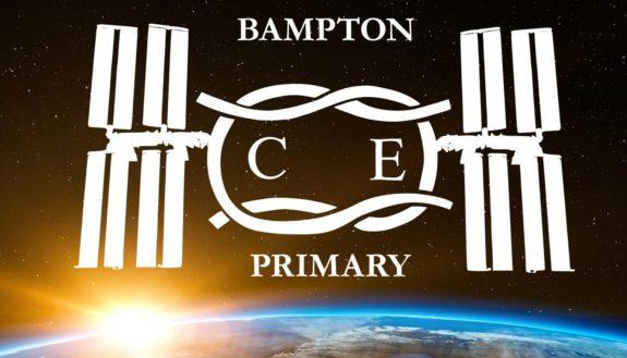 Bampton Primary School ARISS logo