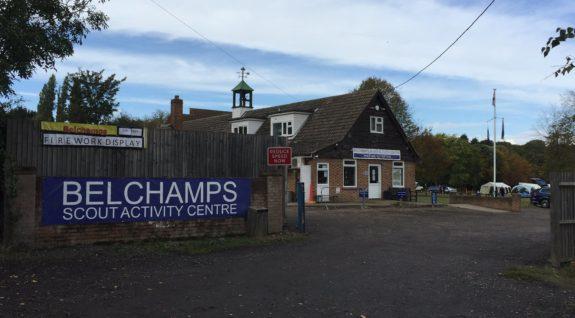 Belchamps, home of GB1BEL in 2016