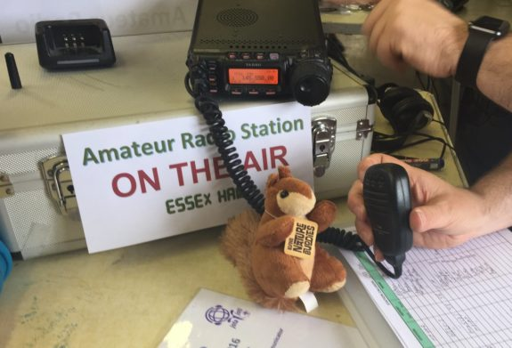 Squirrels On The Air 2016