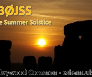 June Summer Solstice Field Event 2021