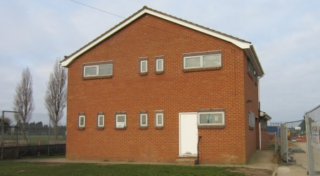 Jubilee Hall, Waterside Farm, Canvey Island