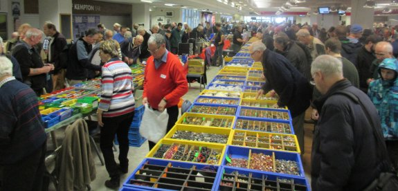 Kempton Radio Rally 2015 Round-up