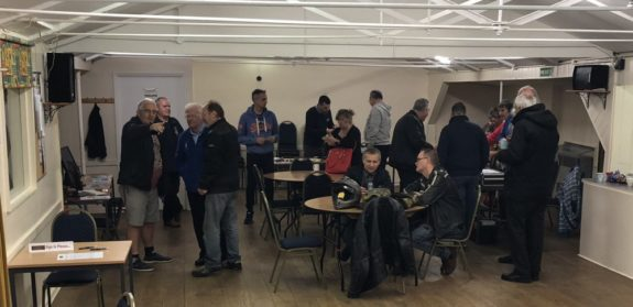 Langdon Hills Amateur Radio Club Progression Night October 2018