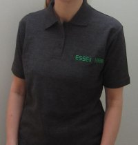 Essex Ham Girls Polo Dark