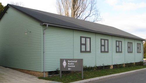 National Radio Centre Building