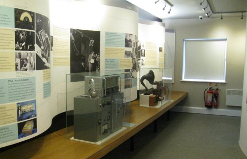 National Radio Centre History Area