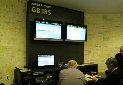 National Radio Centre GB3RS