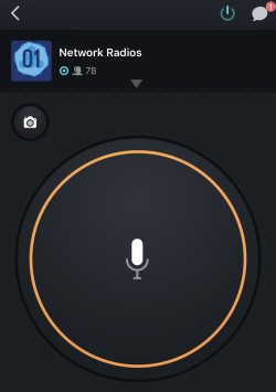 Network Radio on Zello