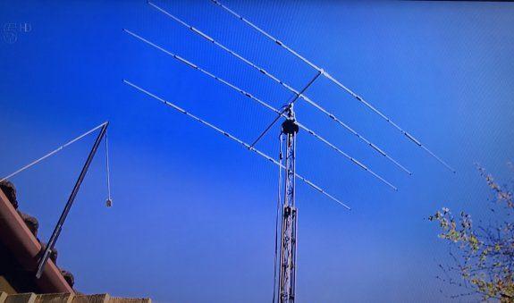 Antenna featured in Nightmare Neighbours