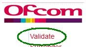 Ofcom Callsign Revalidate