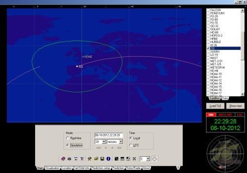 Orbitron ISS Tracker