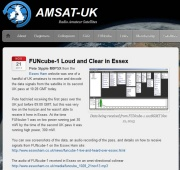 Amsat UK Site Nov 2013