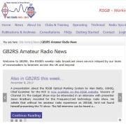 RSGB GB2RS News Service