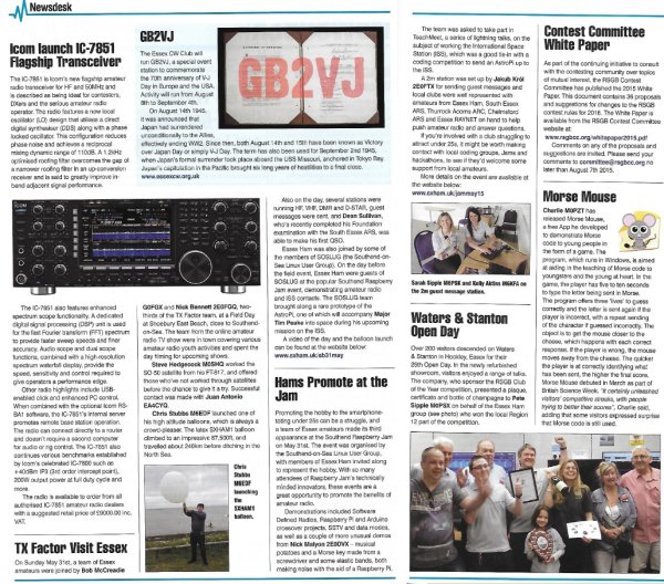 August 2015 Practical Wireless