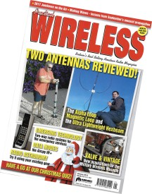 Practical Wireless 2018 Cover