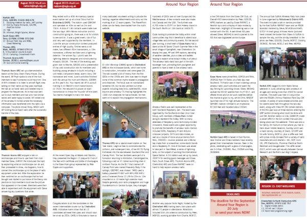 RadCom August 2015 – Essex Amateurs