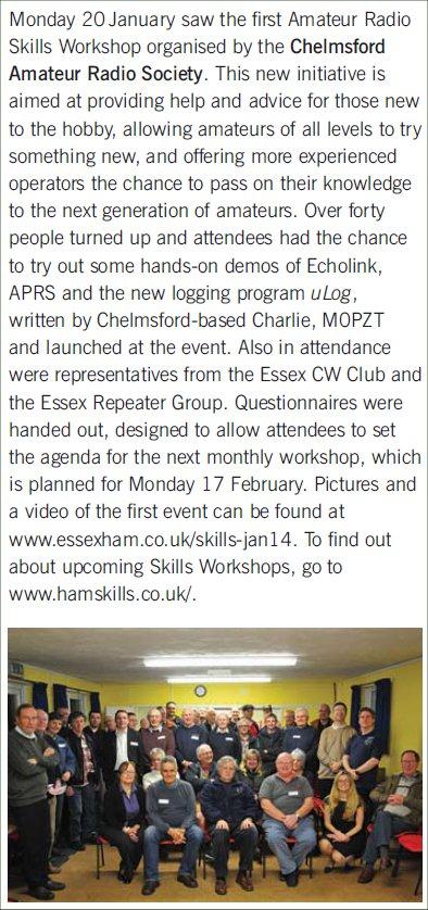 Attend Skills Workshop? You're in Radcom