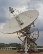 Radio telescope clipart