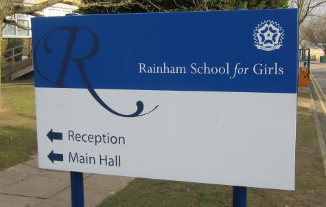 Rainham School for Girls, home of the BRATS Rainham Rally