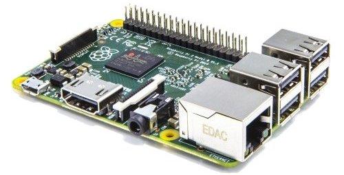 Raspberry Pi II board