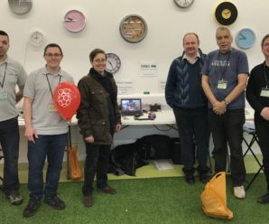 Southend Raspberry Jam March 2018