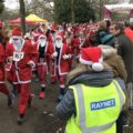 Essex RAYNET Santa Fun Run 2017