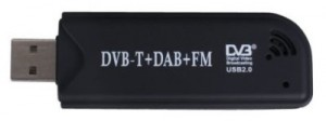 The Realtek RTL2832U Radio Tuner USB Stick