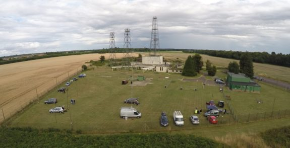 Suffolk RED Social 2017 - Drone Image