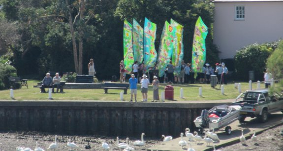 River Crouch Celebration 01 July 2015