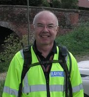 New RSGB DRM for Essex: Roland Taylor