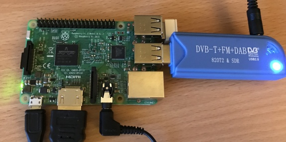 Raspberry Pi: Running an SDR | Essex Ham