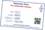Bletchley Park Entry Ticket