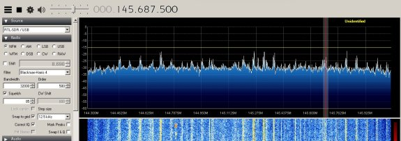 SDR# Software Defined Radio package