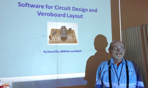 Software for Circuit Design - Dave G4AJY