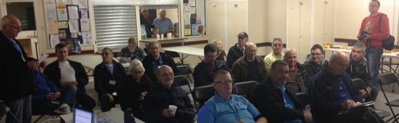 The audience for the SEARS December 2014 social