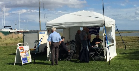 SEARS using GX4RSE for the Island Yacht Club 2015 Open Day