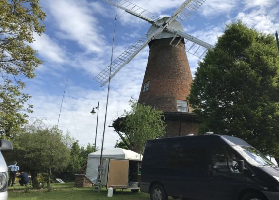 Rayleigh Windmill - May 2017
