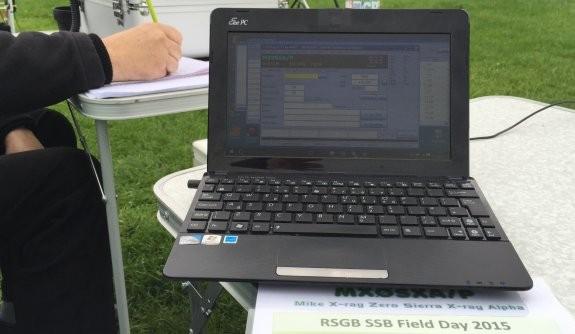 RSGB SSB Contest logged using PZTLog, by Charlie M0PZT