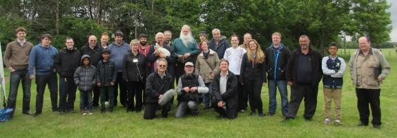 Shoebury Beach Group Photo