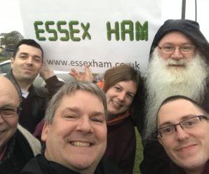 Essex 2m Activity Day – Nov 2017