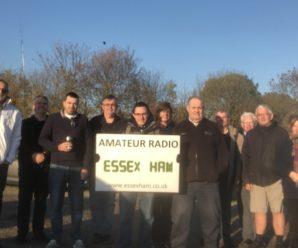 Essex 2m Activity Day November 2018