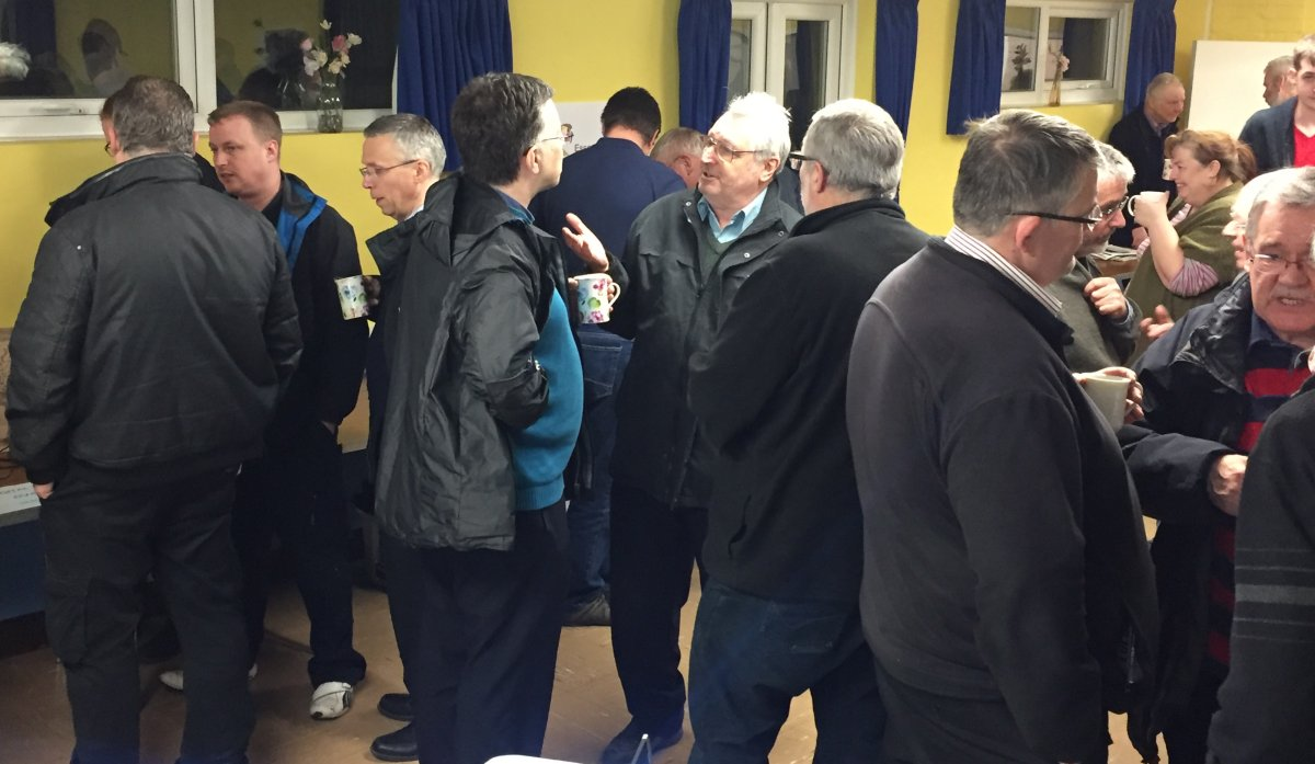 Essex Skills Night February 2016 Wrap-up