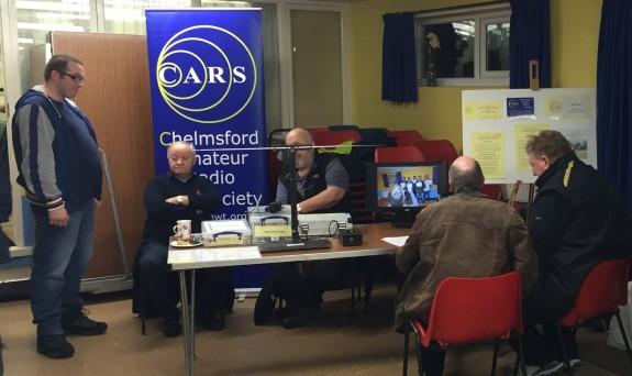 CARS Table, plus HAB tracking advice