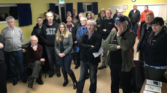 Some of the attendees at the first Essex Skills Night of 2017