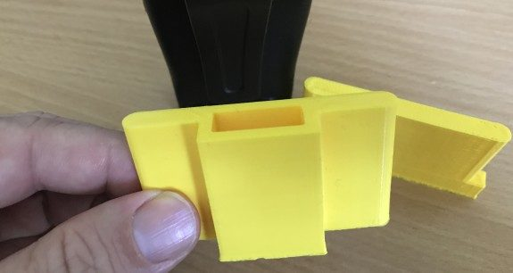 Handy adapters, designed by Steve G8UDD and 3D printed by Alan G
