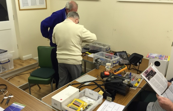 Skills Night March 2015 Report