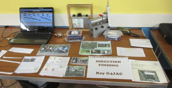 Direction-Finding Demo - come and play on 2nd October