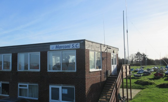 Marconi Sailing Club, Steeple