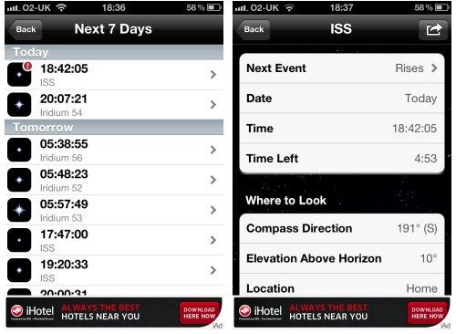 Sputnik iPhone App